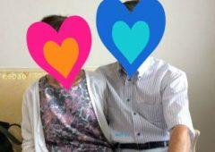 中高年(70代)のご成婚のタイトル画像