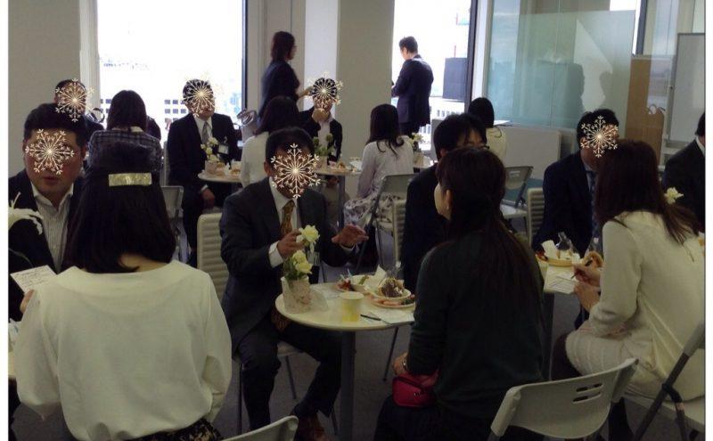 良縁ネット連盟  ヴァレンタインコラボパーティー in新宿  2017年2月のタイトル画像