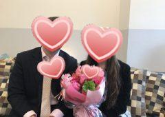 ⼊会から6ヶ⽉でのご成婚でした。のタイトル画像