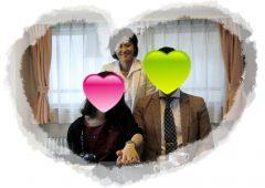 ご紹介からのご成婚が増えています!! こんなに仲良いお二人です♪のタイトル画像
