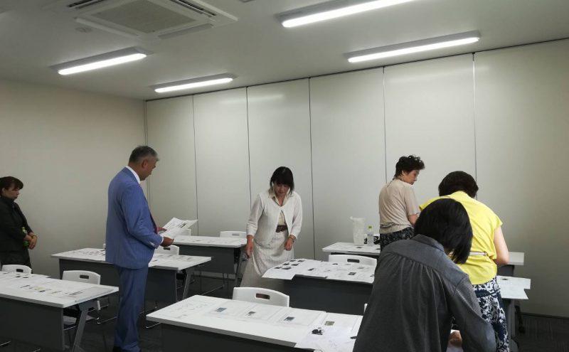 茨城 定例会・プロフィール交換会 2018年8月のタイトル画像