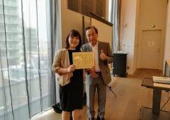 2019年7月 良縁ネット連盟 関東前期表彰式 開催のタイトル画像