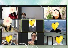 2021年5月 スイートオンラインパーティーのタイトル画像